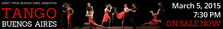 Purchase your tickets for Tango Buenos Aires today!